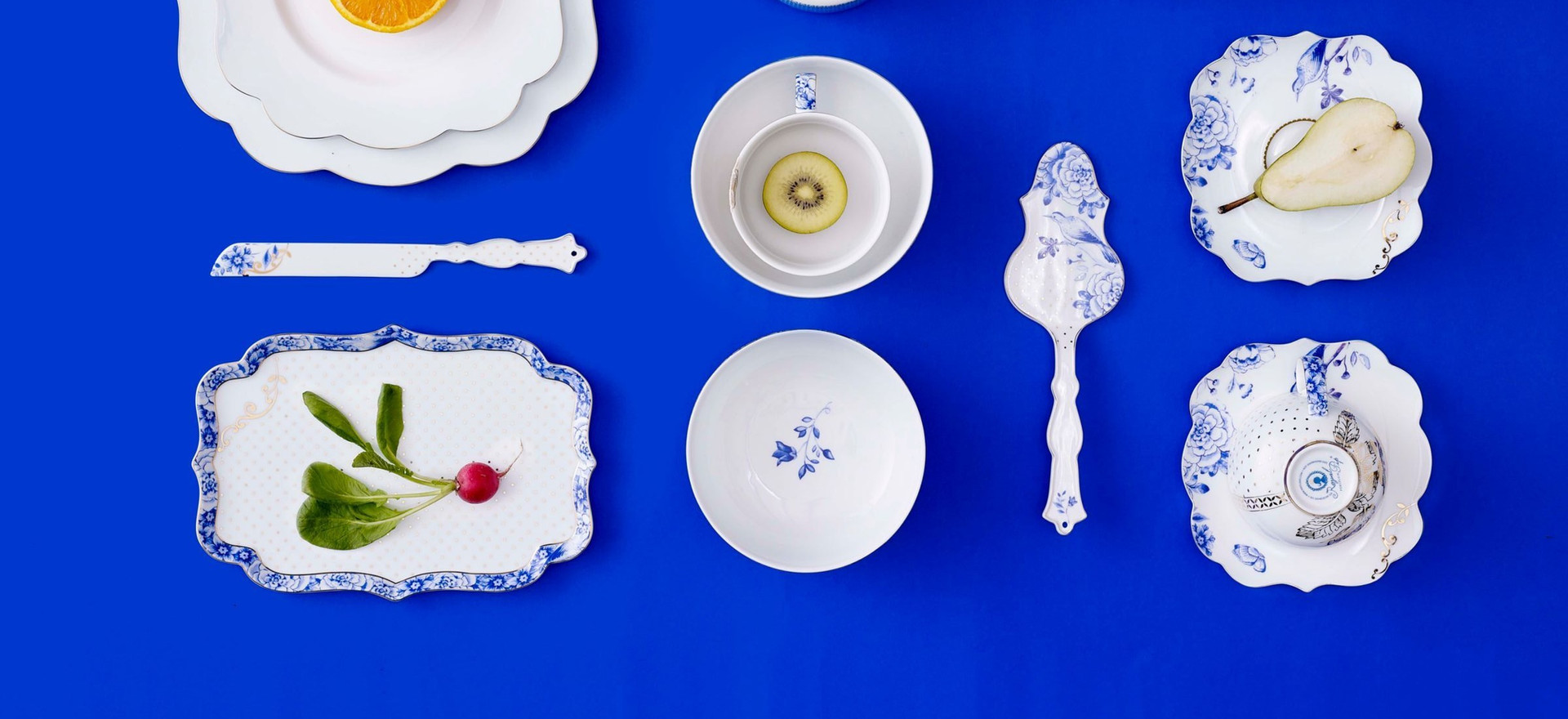 Royal White Collection