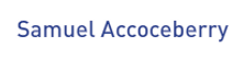 Logo Samuel Accoceberry