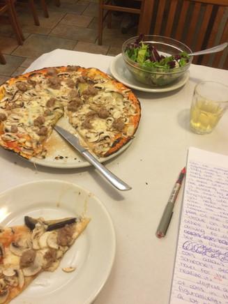 Pizzeria da Remo in Rome