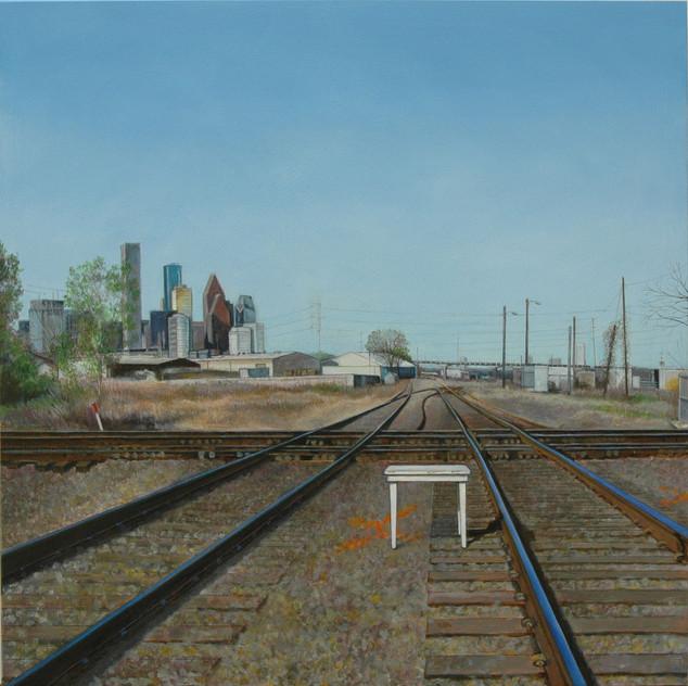 """Urban Landscape:  Crossroads"""