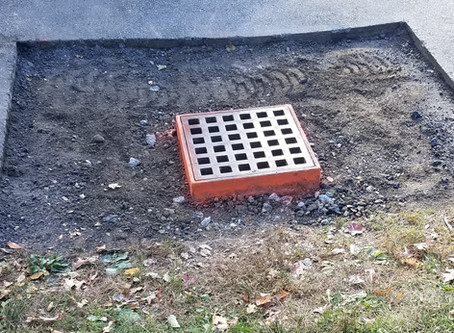 Specializing in catch basin and storm drain rebuilds and repairs
