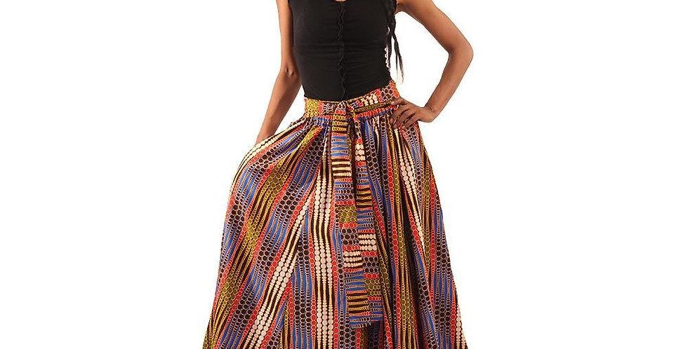 Regal Lappa Skirt