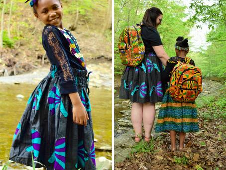 A sisterhood of the traveling....skirt