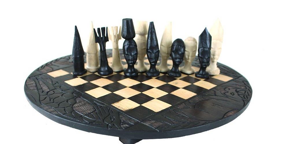 Makonde Chess Board