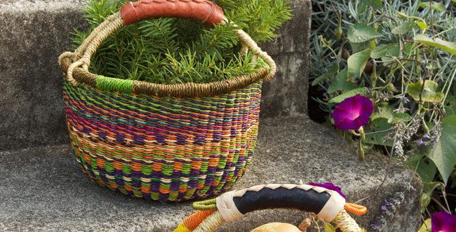 Easter Bolga Basket