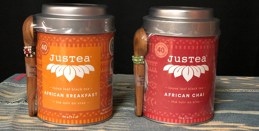 African Tea! By JUSTEA