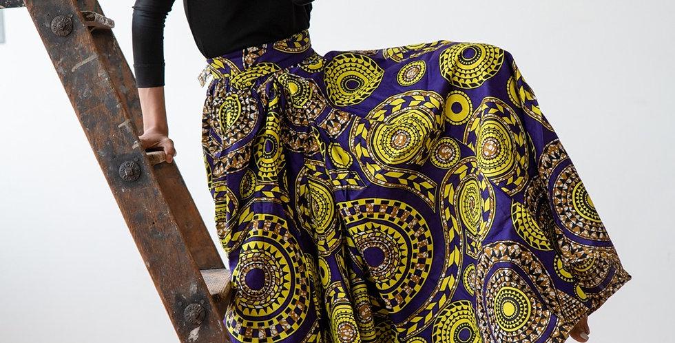 Plus Royal Skirt