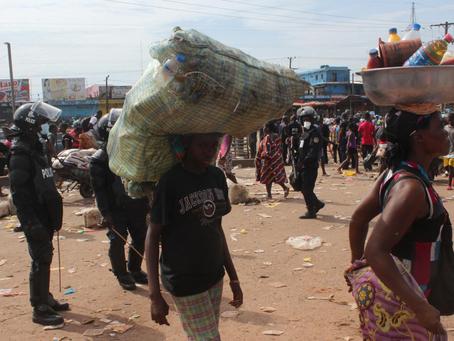 ButterPear in Liberia! #CareLiberia