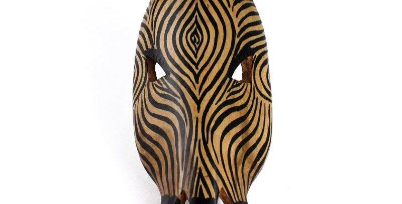 Animal Wooden Masks