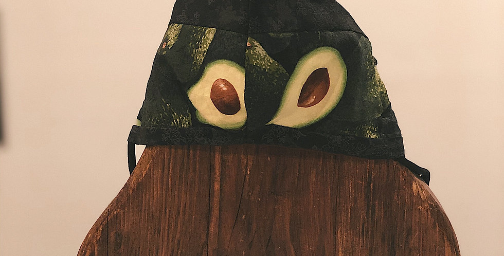 ButterPear Official Mask