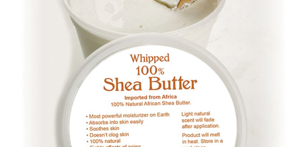 9 oz . Whipped Shea Butter