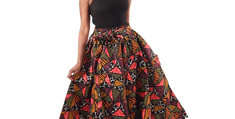 Maxi Royal Skirt