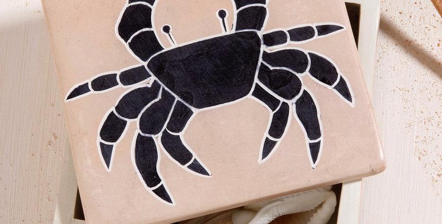 Sand Coastal Crab Soapstone