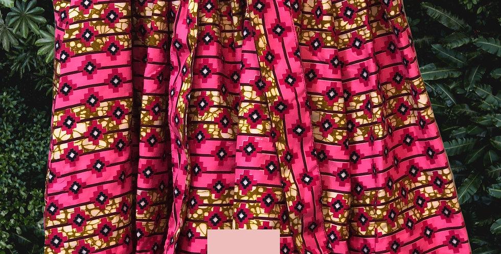 Tea Length Lapa Skirt