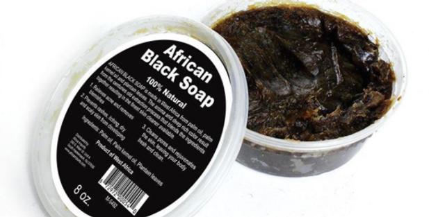 Black African Soaps (8 oz. tub)