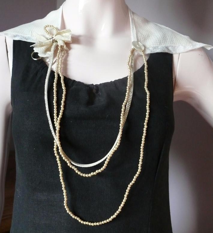 Création de collier cols !