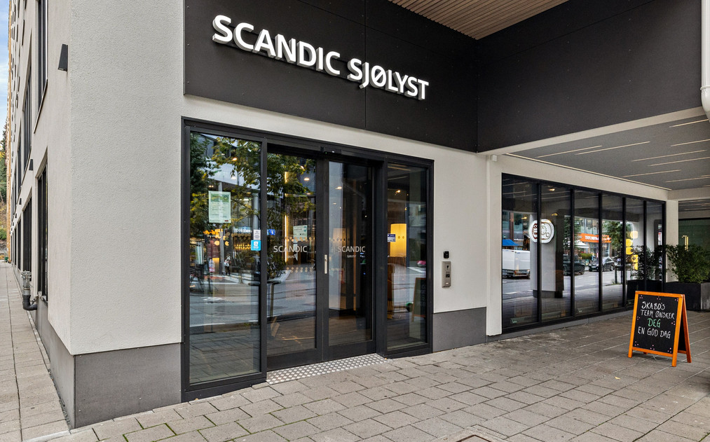 Bli med til Scandic Sjølyst