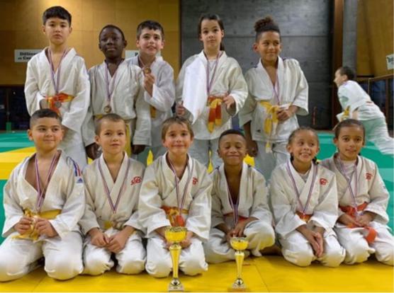 Championnat de l'Essonne par équipe poussin