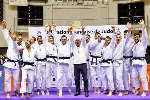 Champion de France par équipe 2016