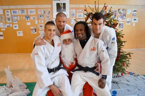 Noël du club SGS
