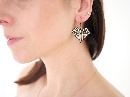 Boucles d'oreilles AZEA
