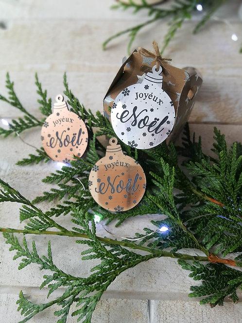 Boule de Noël décoration cadeaux