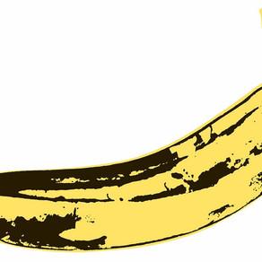 Radicle - en brunfläckig banan (!)