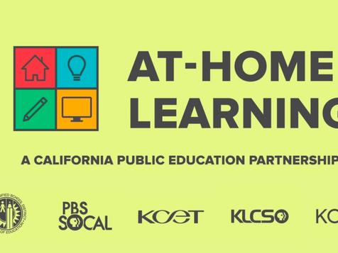 KCET Aprendizaje en casa
