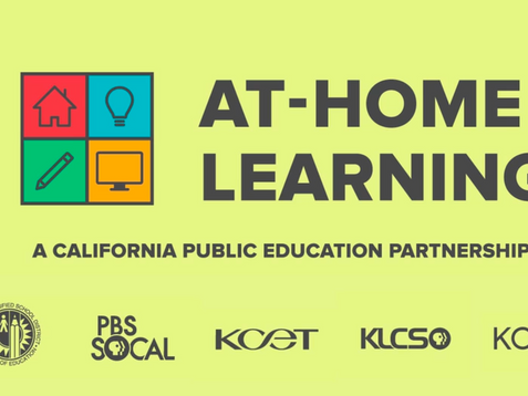 KCET At-Home Learning