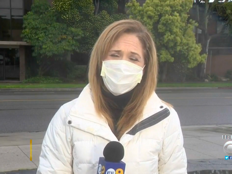 Coronavirus: Face Mask Mandate Goes Into Effect In Los Angeles