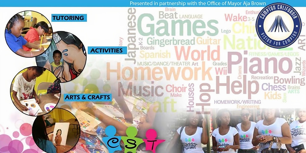 CST Saturday's (A Youth Based Social Enrichment Activity/Workshop)