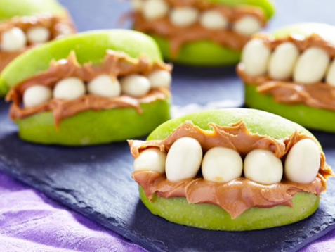 Spooky-Cute Monster Teeth Recipe