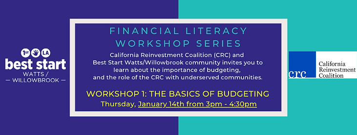 Financial Literacy Series Web Banner_V1N