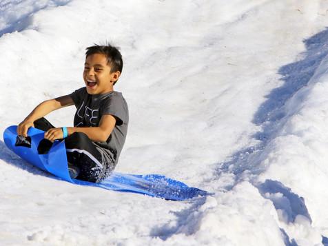 """""""Winter Wonderland: Feria de recursos y donación de juguetes"""""""