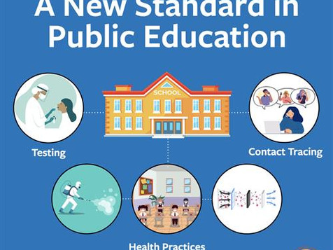 Los Angeles Unified Launches COVID-19 Testing and Tracing Program At Schools