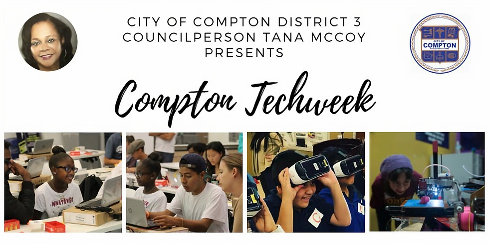 Compton Tech Week