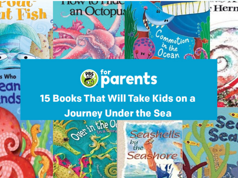 15 Books That Will Take Kids on a Journey Under the Sea