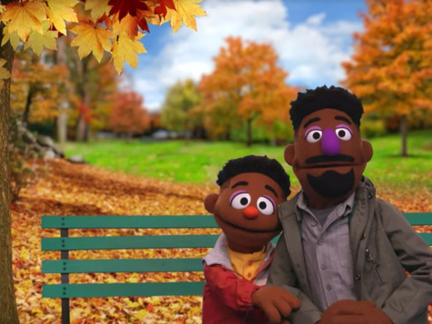 Sesame Street Introduces Two Black Muppets as Part of Racial Literacy Initiative