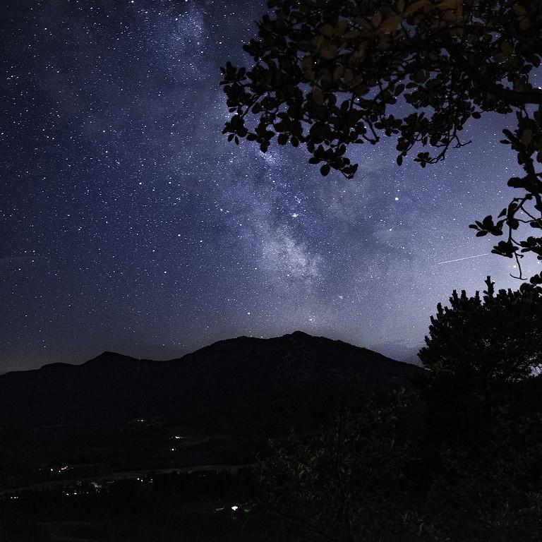 Meditatie: Ik het sterrenlicht, reis door het universum
