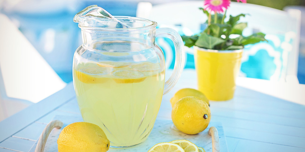 Kinderworkshop: Kruidige limonade maken