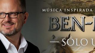 «Sólo uno»: Marcos Witt lanza canción inspirada en la cinta «Ben-Hur»