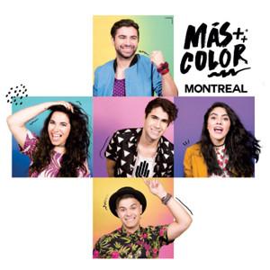 ¡Increíble pero cierto! La banda Montreal regresa con «Más color»