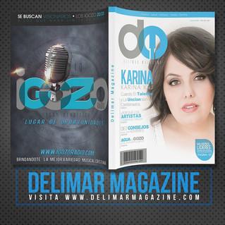 Nueva edición <<Delimar Magazine>>