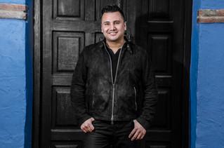 """Jeff Aldana presentó en el marco de Expolit 2017 el tema """"Danzo Al Rey"""""""