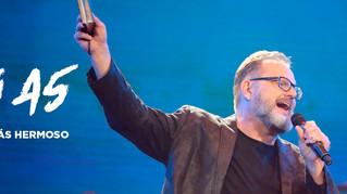 Marcos Witt rinde adoración a Jesucristo inspirado en el «Salmo 45»