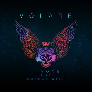 «Volaré»: Extraordinario videoclip de T-Bone acompañado por Marcos Witt