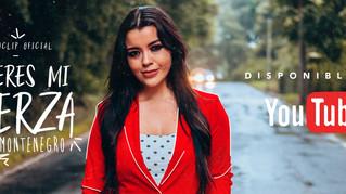 La Guatemalteca Roció Montenegro lanzo videoclip del tema «Tú Eres Mi Fuerza»