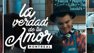 La banda Montreal sorprende con su nuevo videoclip, «La verdad de tu amor»