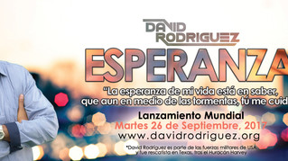"Canción ""ESPERANZA"" de David Rodríguez"