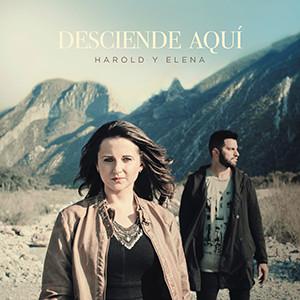 Harold y Elena presentan su primer álbum juntos, «Desciende aquí»
